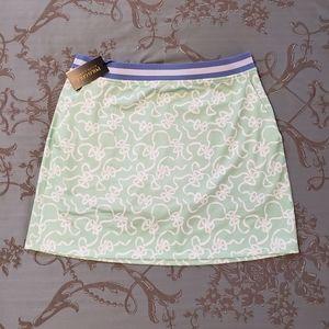 Ralph Lauren Polo Golf Skirt size large NWT